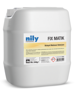 FIX MATIK Bulaşık Makinesi Deterjanı 20 L
