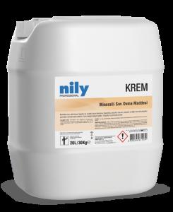 KREM Mineralli Sıvı Ovma Maddesi 20 L